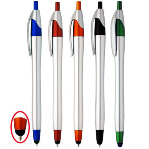Semaphore - Touch Screen Plastic Pen - Group