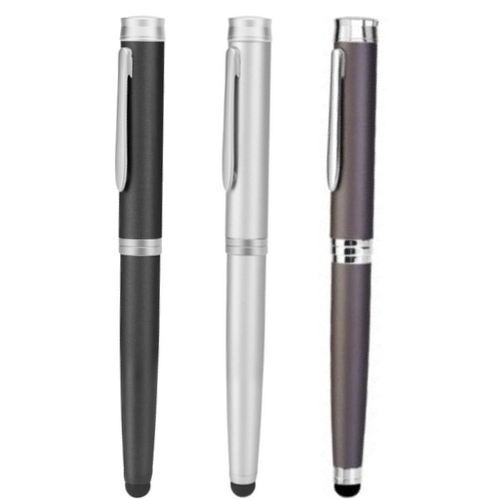 Cobram - Metal Pen, Stylus And USB - Group Image